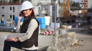 Kobiety na placu budowy