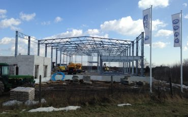 Budowa domów w województwie śląskim i Budowanie hal magazynowych