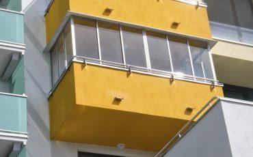 Zabudowa balkonów